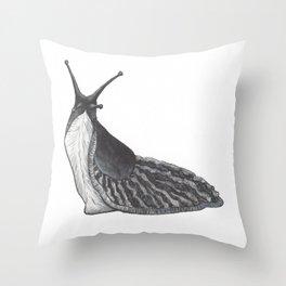 Slug - Vulpecula Throw Pillow