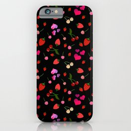 Sweet Valentine's Day iPhone Case