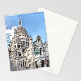 Sacré-Cœur Stationery Cards