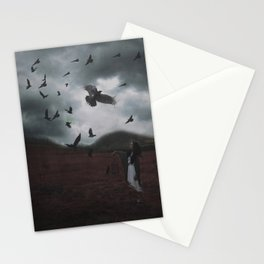 SHIELD THE LAND Stationery Cards