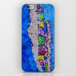 Crayola by the Sea iPhone Skin