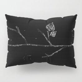 Fall...ing in silence v.2 Pillow Sham