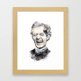 the Corinthian Framed Art Print