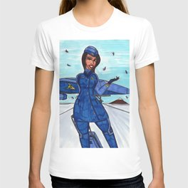 Flight to Winter Wonderland T-shirt