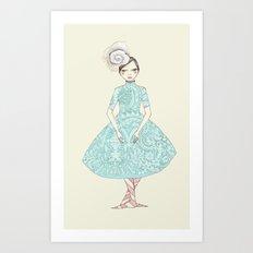 Third position Art Print