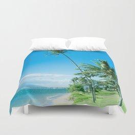 Waipuilani Beach Kīhei Maui Hawaii Duvet Cover