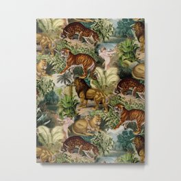 The beauty of the forest Metal Print