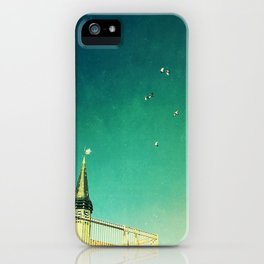 That's Where You'll Find Me V1 iPhone Case