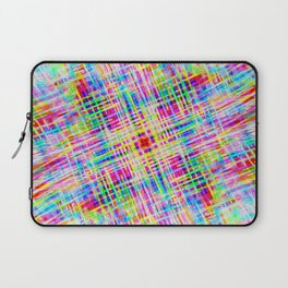 Symmetry in Colour Laptop Sleeve