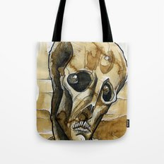dead head Tote Bag
