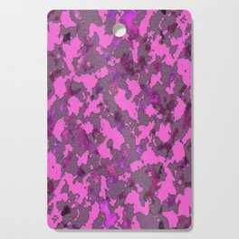 CAMOUFLAGE PINK Cutting Board