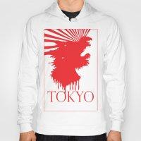 "tokyo Hoodies featuring ""Tokyo"" by ICECREAM ROBOT"