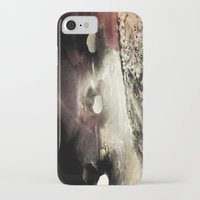 ghost in the shell iPhone & iPod Cases featuring Shell by SteeleCat