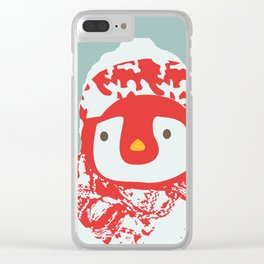 It's cold outside Clear iPhone Case