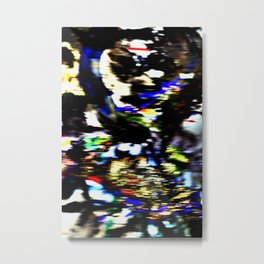 ALTERED PIXL STATES IX Metal Print