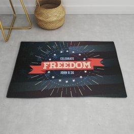Celebrate Freedom Rug