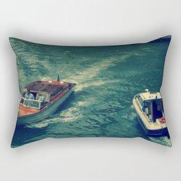 Venice, Grand Canal 3 Rectangular Pillow