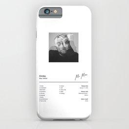 Mac Miller - Circles - Album Illustration Hip Hop iPhone Case