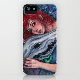 The Ancient Magus' Bride (Mahoutsukai no Yome) iPhone Case