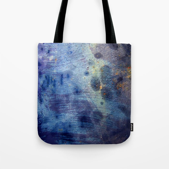 Blurple Tote Bag