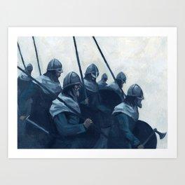 Vikings! Art Print