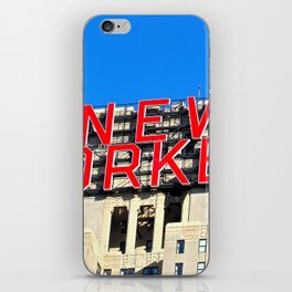 Native New Yorker iPhone Skin