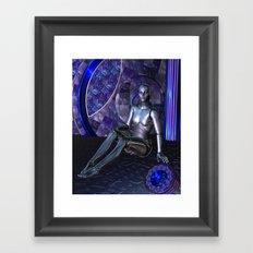 Shebot Karrisiel Framed Art Print