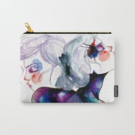 Gemini Girls Carry-All Pouch