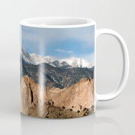 The Mountains Are Calling Coffee Mug