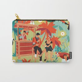 Resort living Carry-All Pouch