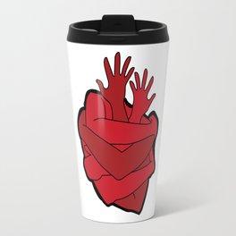 heart myself Travel Mug