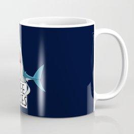 Free kisses (shark version) Coffee Mug