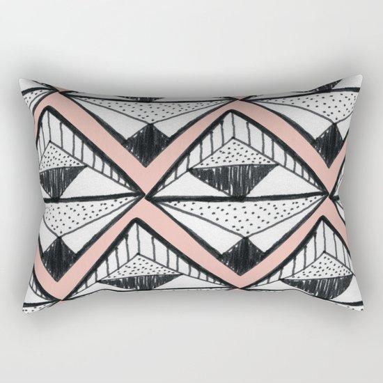 Pattern w2 Rectangular Pillow