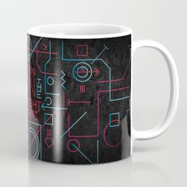 Turn On The Bright Lights Coffee Mug