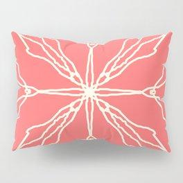 rose mandala Pillow Sham