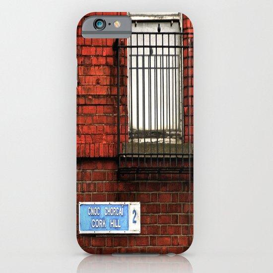 Exchange St. & Cork Hill iPhone & iPod Case