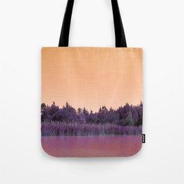 lagoon Tote Bag