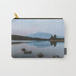 Two Jack Lake Reflection Carry-All Pouch