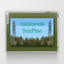 California TelePine Laptop & iPad Skin