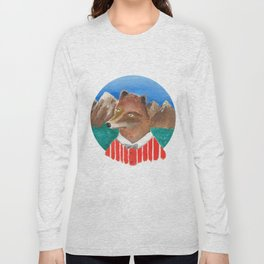 Fox of Lion Long Sleeve T-shirt