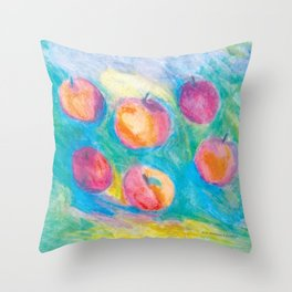 Fruits 1 Throw Pillow