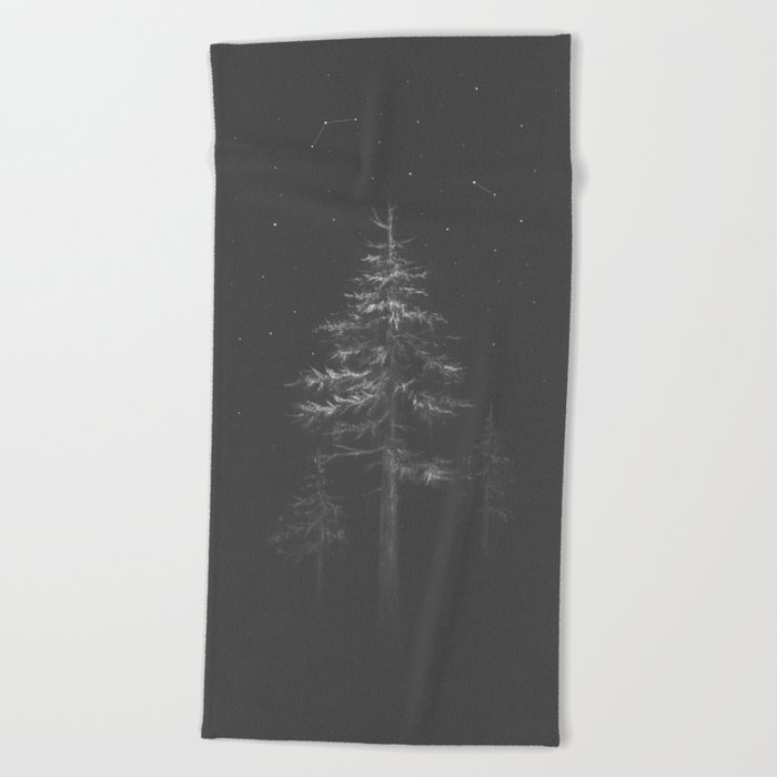 Twenty Five Light Years Beach Towel