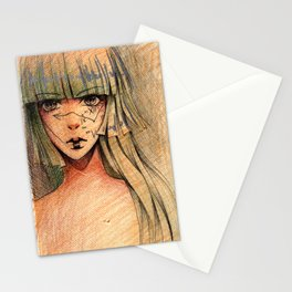 Time - Sketch Stationery Cards