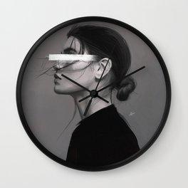 Stare Wall Clock