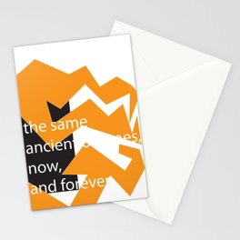 The Same Stationery Cards
