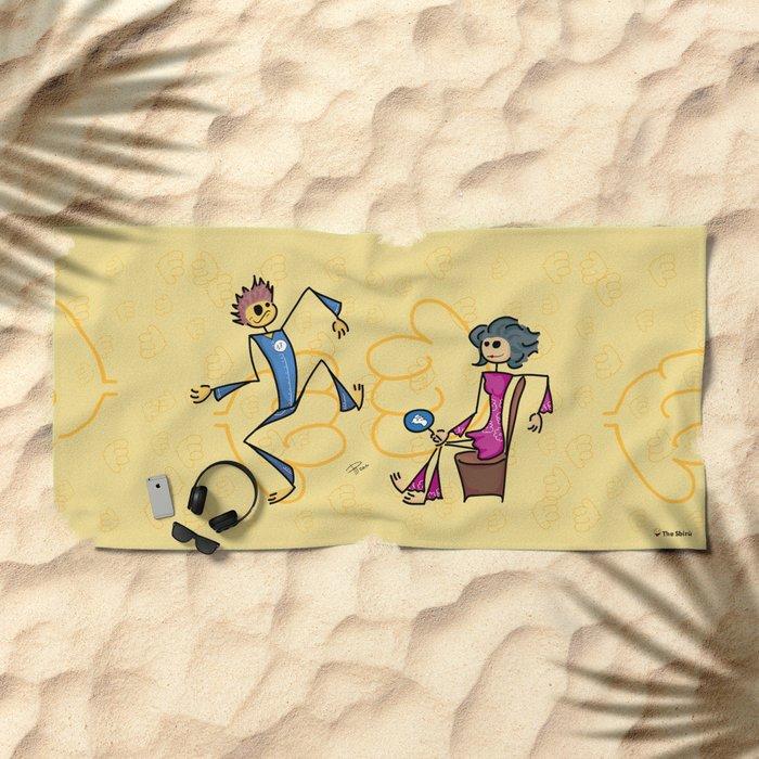 Like or dislike Beach Towel
