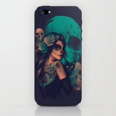 UNTIL THE VERY END iPhone & iPod Skin