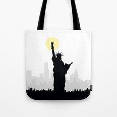 Drunk Liberty Tote Bag