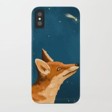 Fox and Stars Slim Case iPhone X
