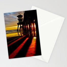 Surf City Sunsets Stationery Cards